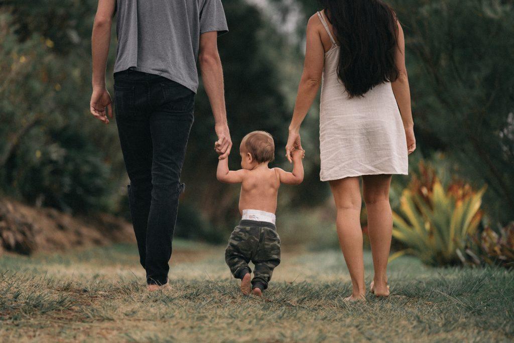 Familienzeit ist die schönste Zeit, dank Elterngeld.