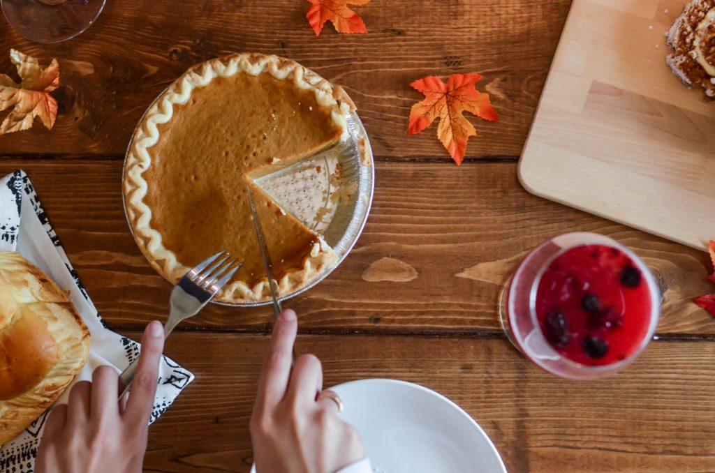Rezept: Herbstlicher Pumpkin Pie
