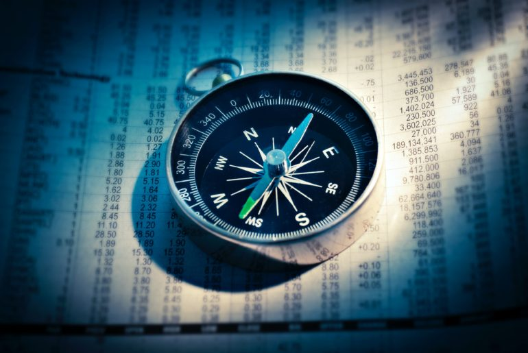 Finanzielle Bildung ist wichtig und weist den Weg in die Zukunft.