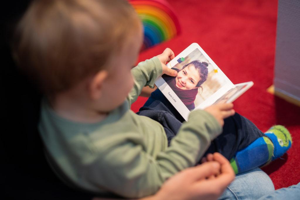 Nachhaltig und schön: Pappbilderbücher für Kleinkinder