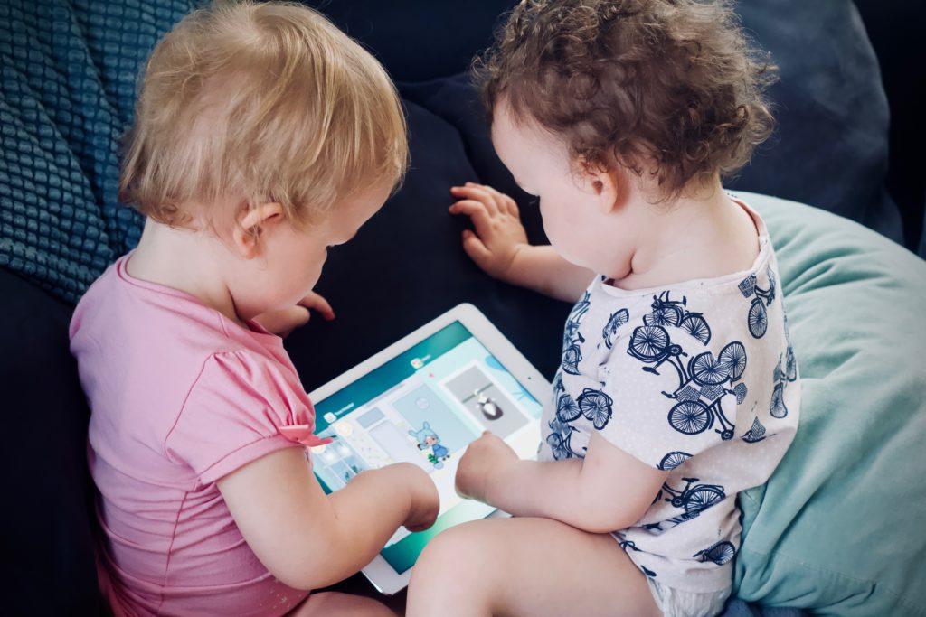 Medienkonsum bei Kleinkindern