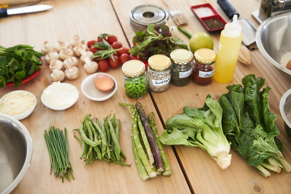 Ab jetzt kommt Gemüse auf den Tisch