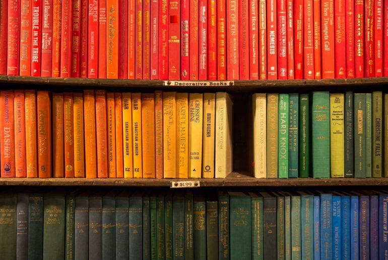 Bücher challenge 2021