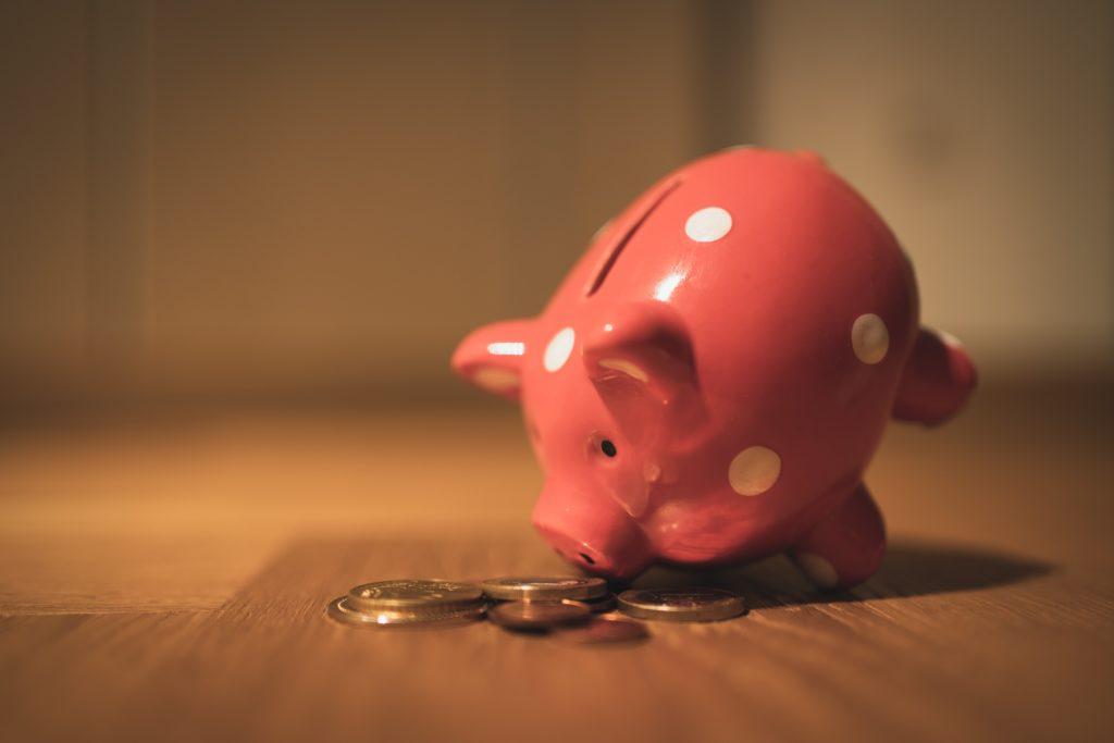 Mamas Sparschwein: Geld anlegen für Kinder
