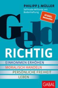 Das Cover von GeldRICHTIG