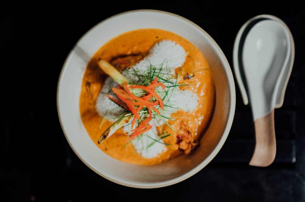 Curry schmeckt gut und ist schnell aufgetaut.
